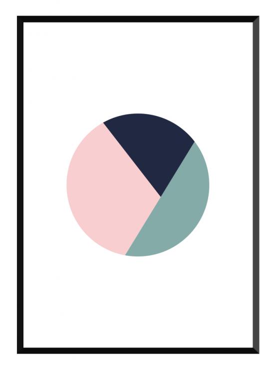 glry circle grafiskt